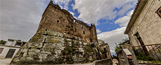 Immagine del virtual tour 'Castello Colonna - sec. XI'